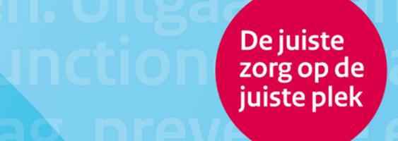 Website Juiste Zorg op de Juiste Plek - Huidtherapie in beeld!