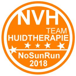 NO SUN RUN - TEAM HUIDTHERAPIE