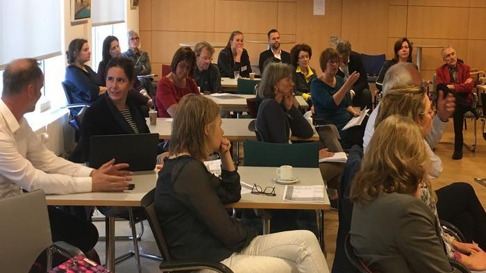 Paramedische beroepsgroepen presenteren conceptkader voor meerjaren onderzoeksprogramma